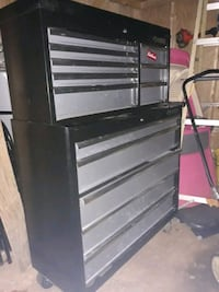 Husky tool box in fair condition.52 tall and 41 and a half long Gastonia, 28052