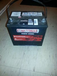 black Motomaster car battery Toronto, M6E