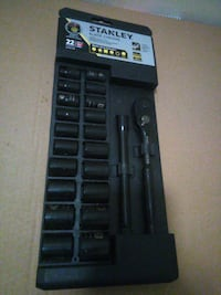 black and gray socket wrench set Norfolk, 23513