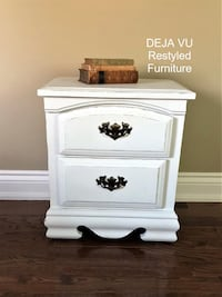 French Country Bedside Table Toronto