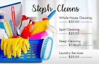 House Cleaning/Laundry Services Richmond