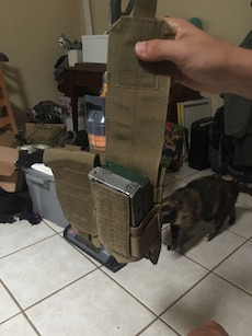 Mag Pouch (holds 4)