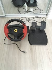 Gaming wheel (Can get to prince gorge to)