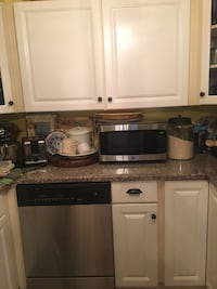 White kitchen cabinets/fairly new 1,600 obo Carteret, 07008