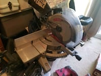 "Good condition 12"" mitersaw Toronto"