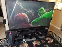 """Mitsubishi WD-73642 642 Series - 73"""" 3D rear projection TV Broomfield"""