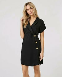 Le Chateau Lyocell wrap-like dress Mississauga, L4Z
