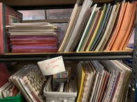 10 packages of scrapbooking paper for $25. (fewer than 10 pkgs $5 ea.) Philomath, 97370