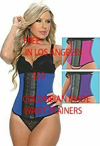 Waist trainers, Faja. waist cincher, body shaper,  Los Angeles, 90038