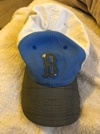 blue and black fitted cap Lakewood, 90715