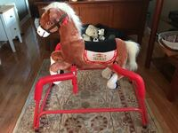 Riding Rocking Horse Toy Lucky New York, 11426