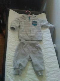Baby tracksuit Burlington