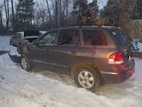 2006 Hyundai Selling to whom can use for parts.