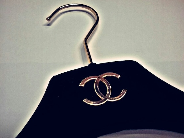 45dcd05c0ab4 Used CHANEL Hangers Authentic! for sale in Sunnyvale - letgo