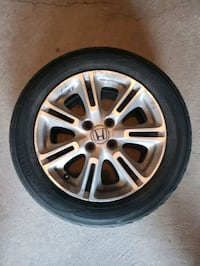 Yokohama Tires on Alloy Rims (×4) Toronto