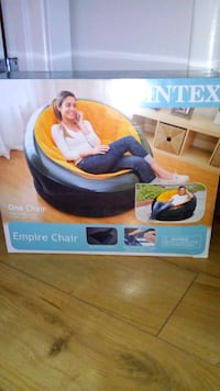 Inflatable chair  1963 km