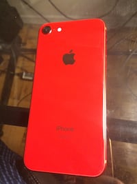 iPhone 8 Red 64GB Unlocked  Mississauga, L5M 2A9