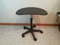 Rotating Spinning Workstation/Table Falling Waters, 25419