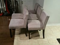5 Dinning Chairs  Ajax, L1T 4P1