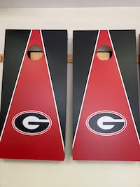 Corntoss boards and bags