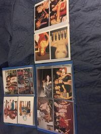 All 3 full albums for 12$$ pick up binbrook!!  Serious buyers!!! Hamilton, L0R 1C0