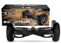 SWAGTRON T6 Off-Road Hoverboard *First in the World to handle over 380lbs . Kitchener, N2M 4K6