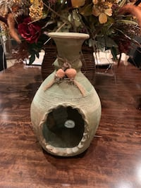 Table top clay Chiminea Sioux Falls, 57103