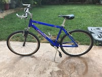 """Mongoose Hardtail MTB bicycle 26 """"medium.  In good condition."""