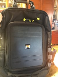 Pelican laptop case. Kapalua