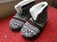 Cozy Slippers size 9/10 Barrie, L4N 9V1