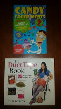 Children's/Teens Activity and Experiment Books
