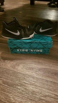 Kyrie Irving toddler shoes Webster, 77598
