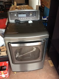 Dryer - works, the washer is gone but the dryer lives on. New reduced price   Ottawa, K4M 1H3