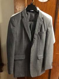 Boys Gray Suit by Chaps with White Dress Shirt West Long Branch, 07764
