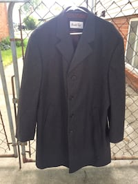 black button-up coat Madison Heights, 48071