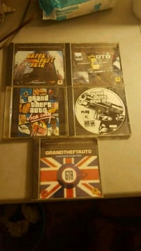 Gta pc game collection  Jessup, 20794