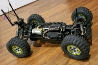 4WD RC chassis and wheels Bolton, L7E