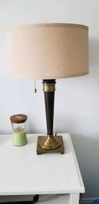 Side table lamps x2 Toronto, M8Z 1N1