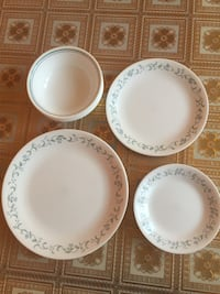 16 piece Corelli dinner set  Laval, H7V 1W4