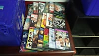 Lot of Assorted DVDs Greenville, 27858