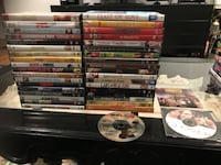 43 DVDs-$25 for all Los Angeles