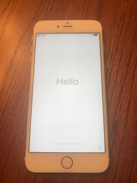 IPhone 6S Plus Gold - 64 gigs (Unlocked) OBO Maineville, 45039