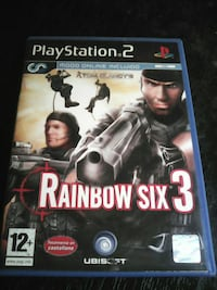 PS2 Rainbow six 3