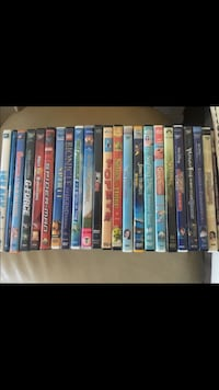 Assortment Of DVD's Pick The Ones You Like For 3.00 A Piece  Beverly Hills