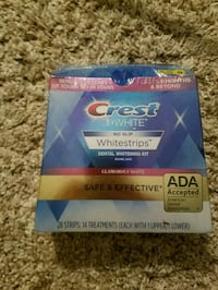 Crest White strips  Washington, 20016