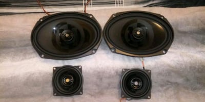 Memphis Audio Car Speakers
