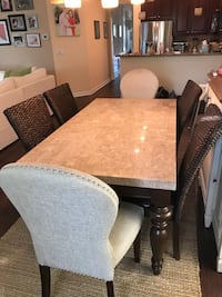 Dining table with 6 chairs Bradenton, 34205
