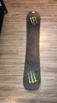 Snowboard Monster (5ft) also price is negotiable. Surrey, V3X 1A7