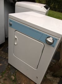 Small load Whirlpool dryer machine / working condition ! Must pick up ! Chevy Chase View, 20895