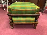 Pair of Ethan Allen Mid Century Modern Stacking Footstools Baltimore, 21205